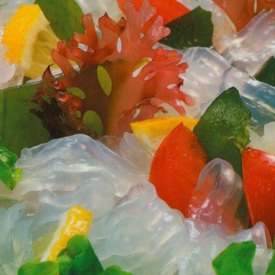 こんにゃく海藻サラダ